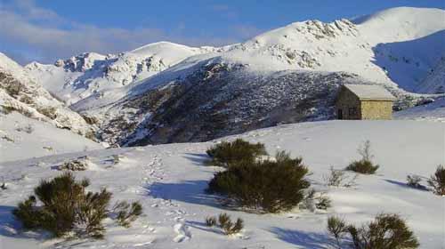 Aproximación al Espigüete (Montaña palentina)