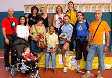 Teverga – Asturias – Media maratón Senda del Oso´07