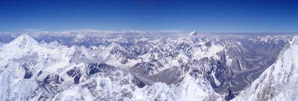 Karakorum («grava negra»)