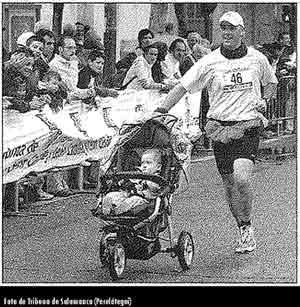 XXIV medio maratón Babilafuente-Salamanca (30/09/07)